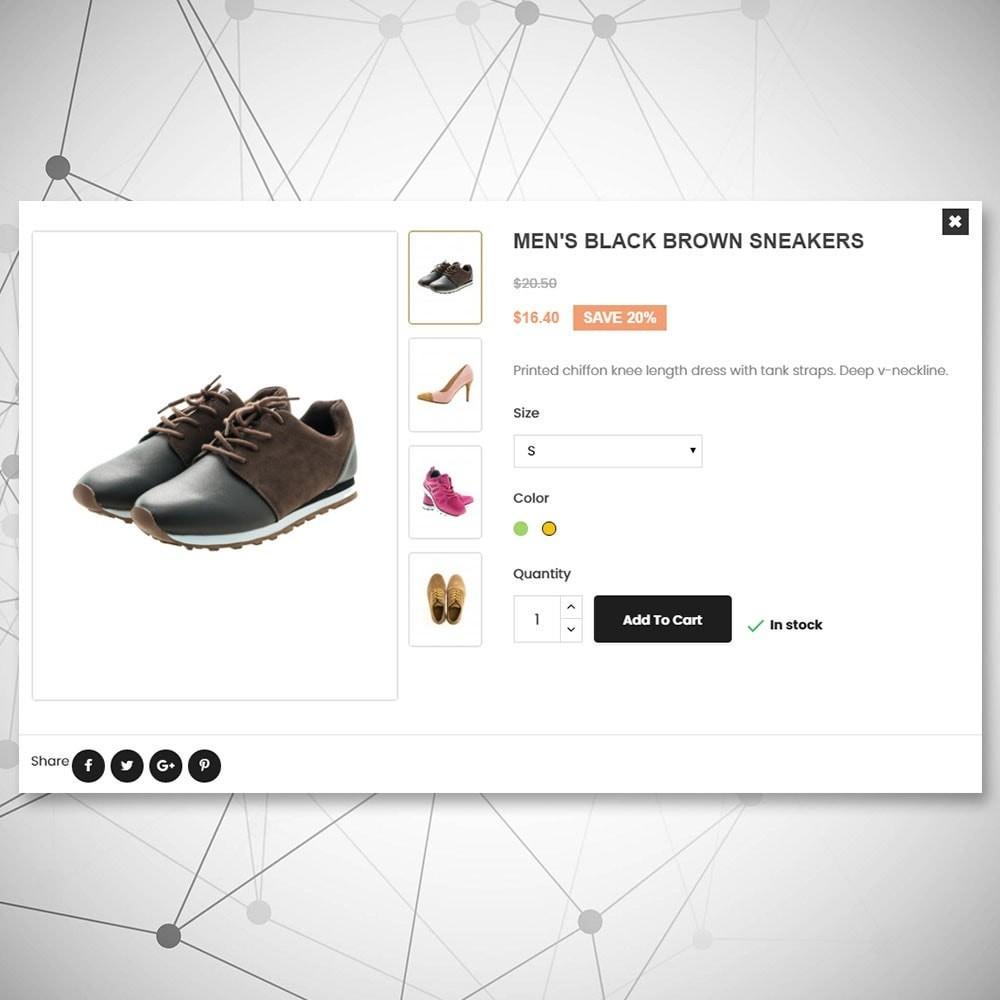 theme - Moda & Calçados - Loja de calçados urbanos - 6