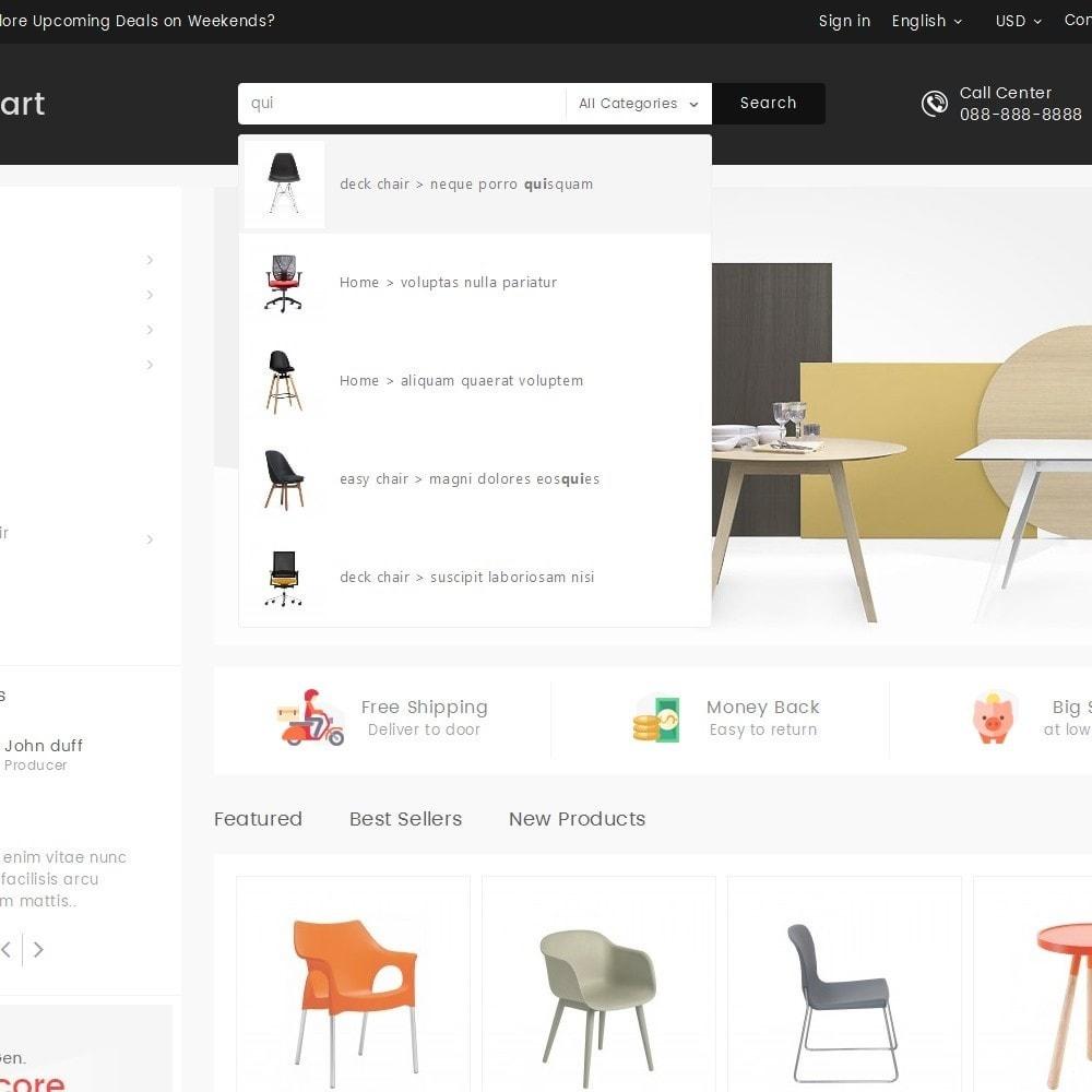 theme - Casa & Giardino - Mega Furniture Store - 11