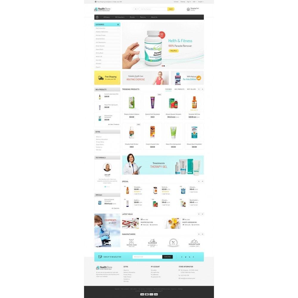 theme - Salud y Belleza - Medicine Store - 3
