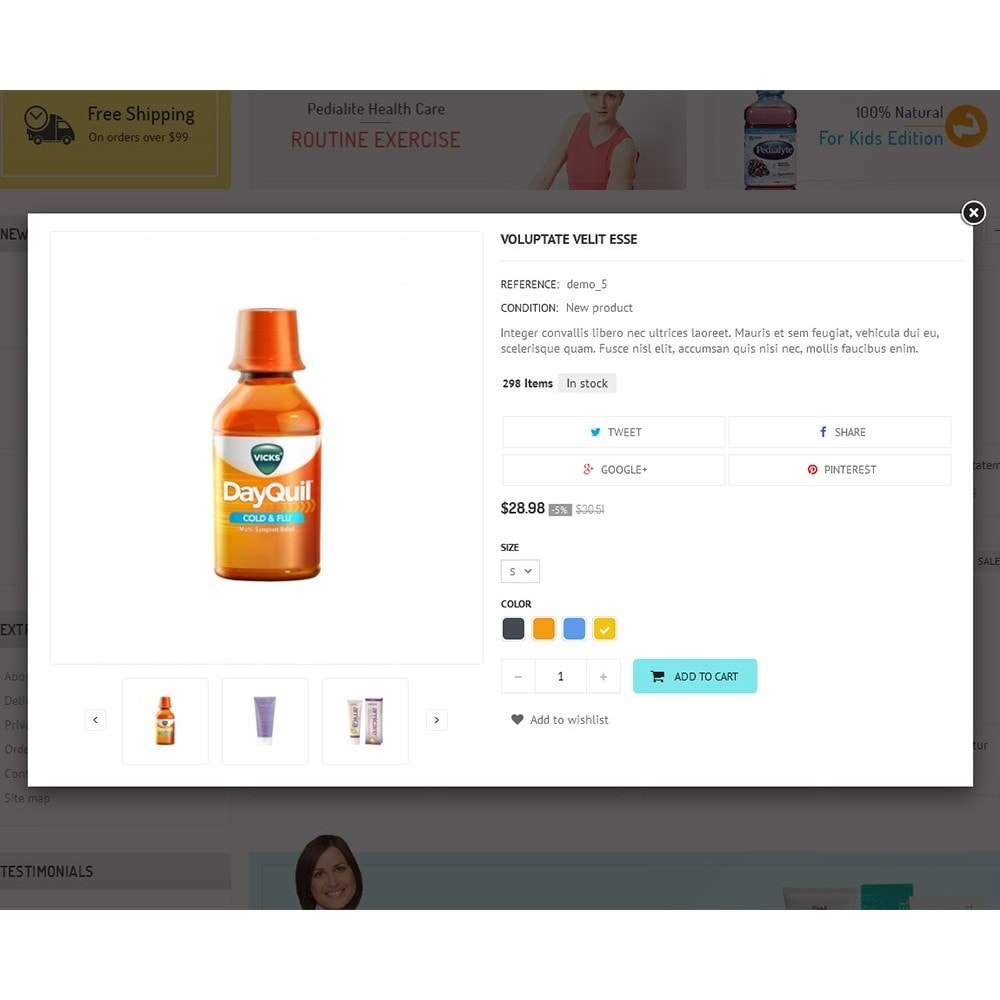 theme - Gesundheit & Schönheit - Medicine Store - 7