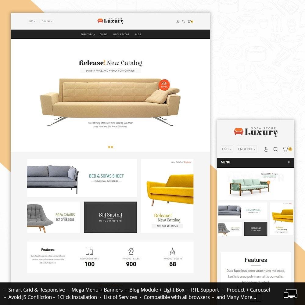 theme - Heim & Garten - Luxury Sofa Store - 2