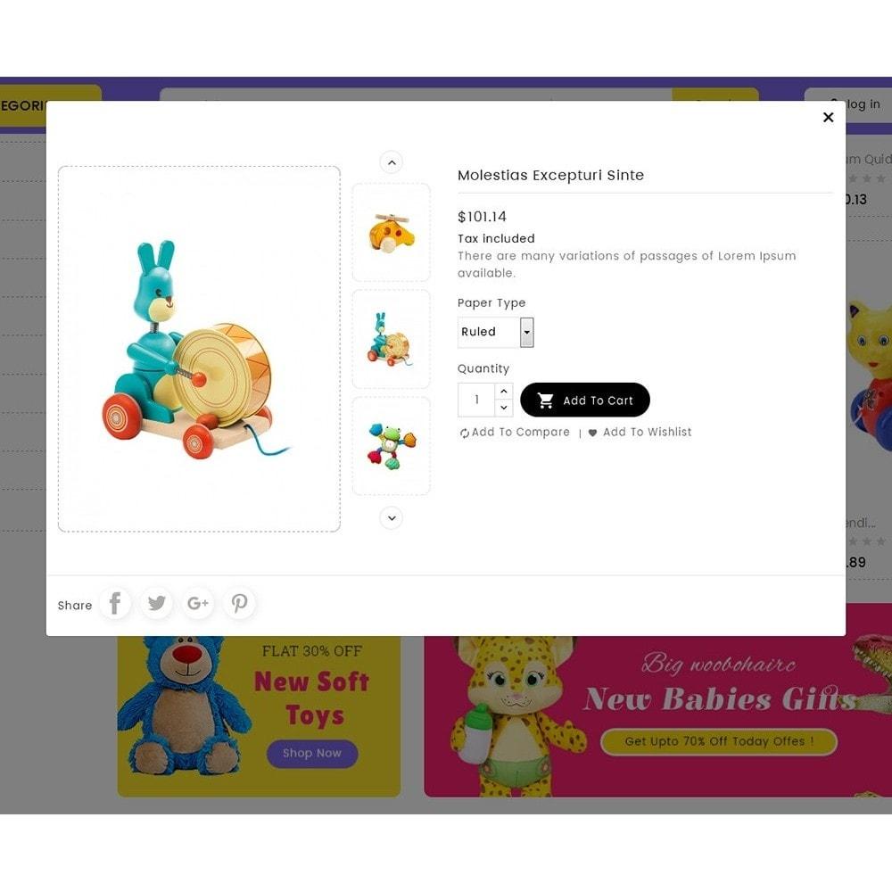 theme - Bambini & Giocattoli - Mega Cell Kid Toys - 8