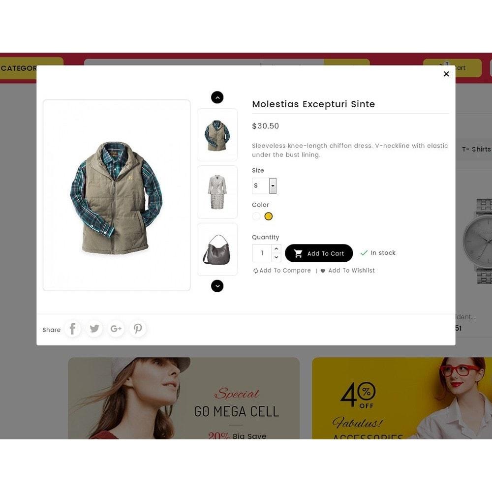 theme - Moda y Calzado - Mega Cell Fashion Market - 8
