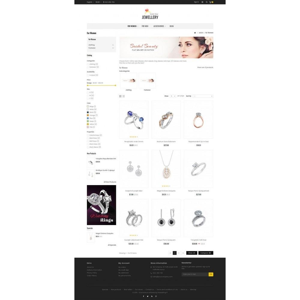 theme - Bijoux & Accessoires - Jewelry Store - 4