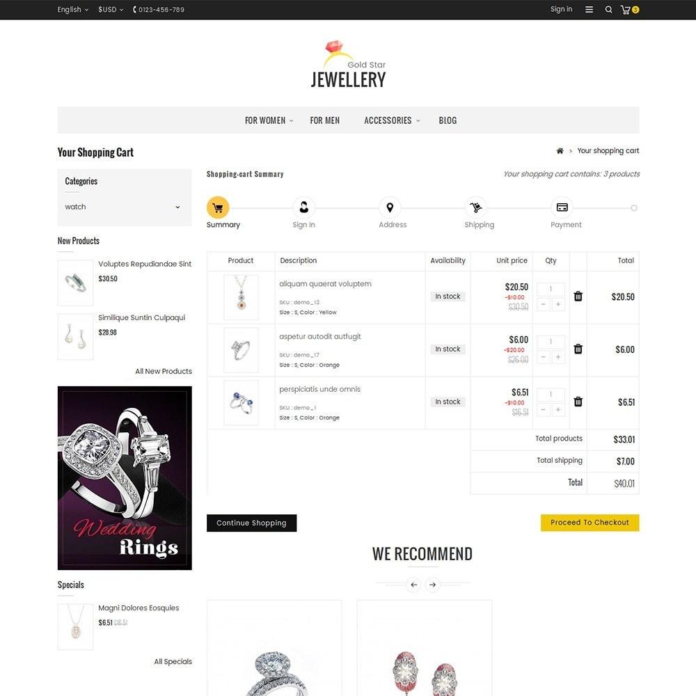 theme - Joyas y Accesorios - Jewelry Store - 6
