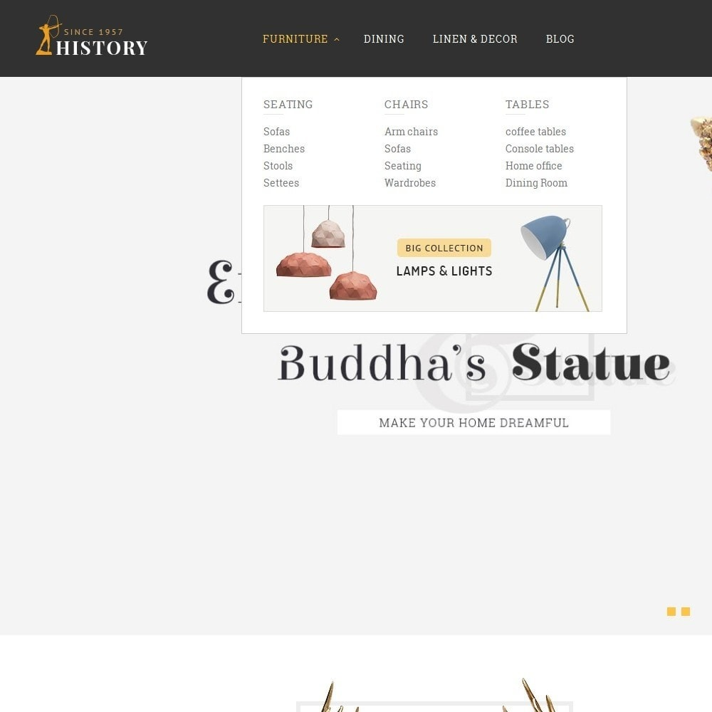 theme - Kunst & Kultur - History/Statue Store - 8