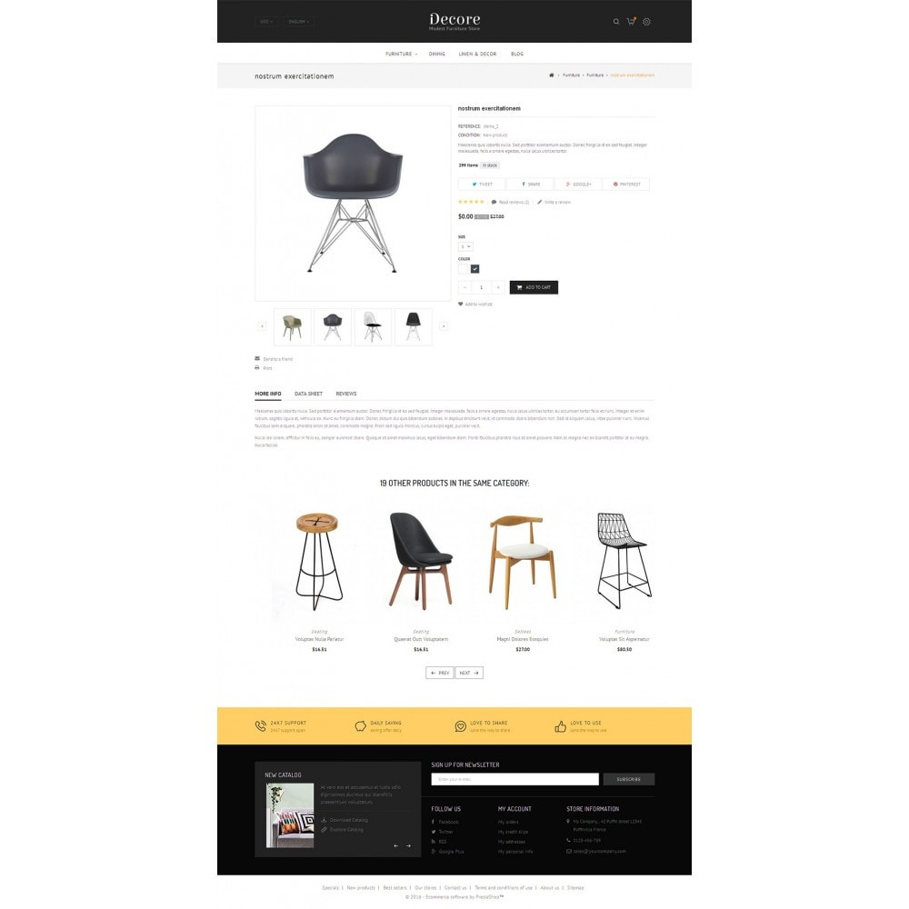 theme - Maison & Jardin - Furniture Shop - 5