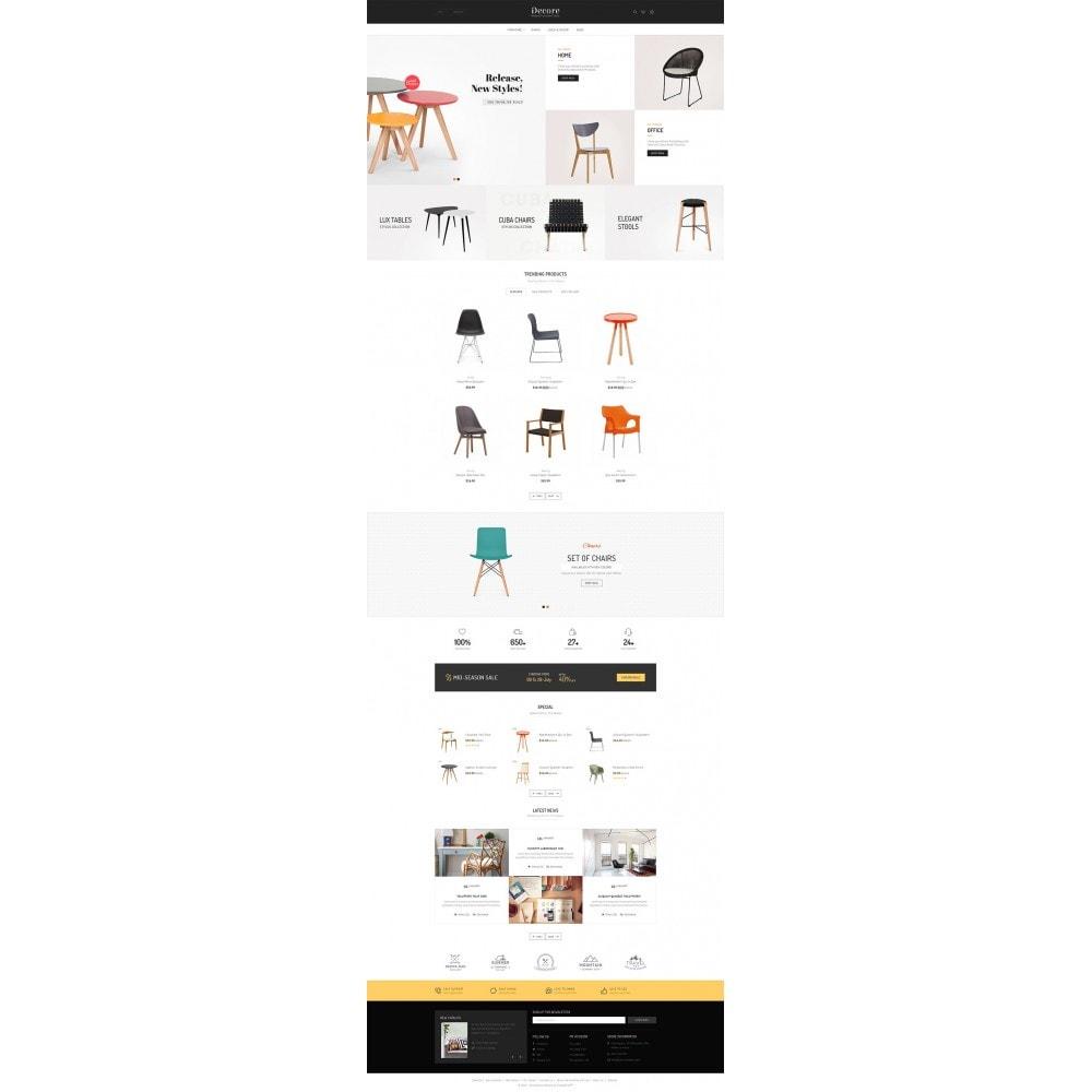 theme - Hogar y Jardín - Furniture Shop - 4