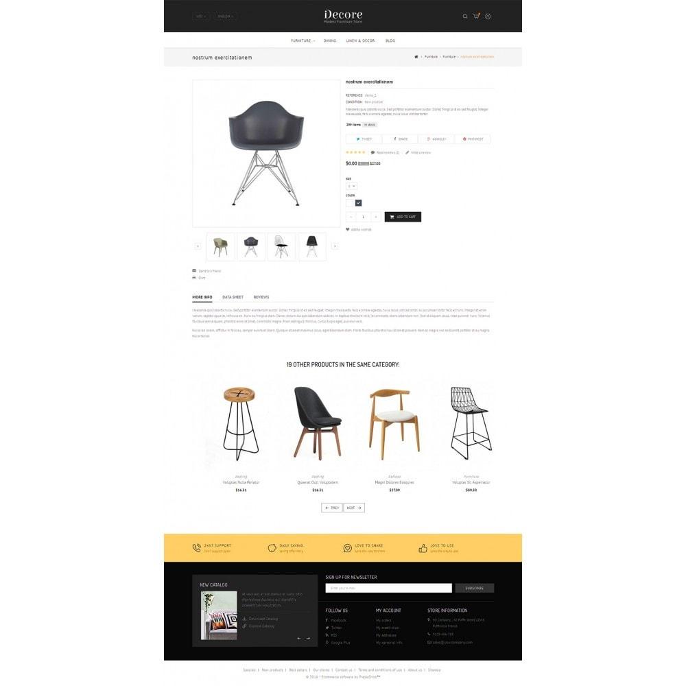 theme - Hogar y Jardín - Decore - Modest Furniture Store - 5