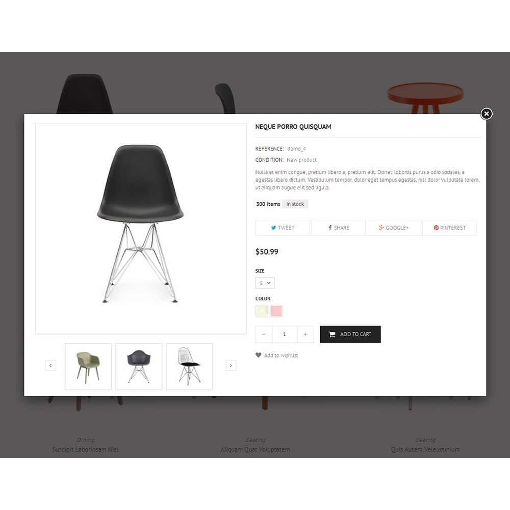 theme - Hogar y Jardín - Decore - Modest Furniture Store - 8