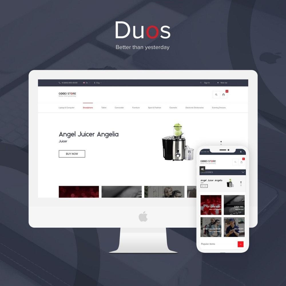 theme - Электроника и компьютеры - Duos Магазин Электроники - 1