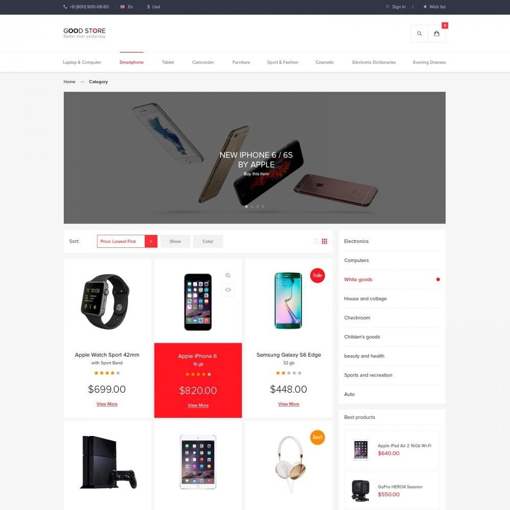 theme - Electrónica e High Tech - Duos Shop Electronics - 4