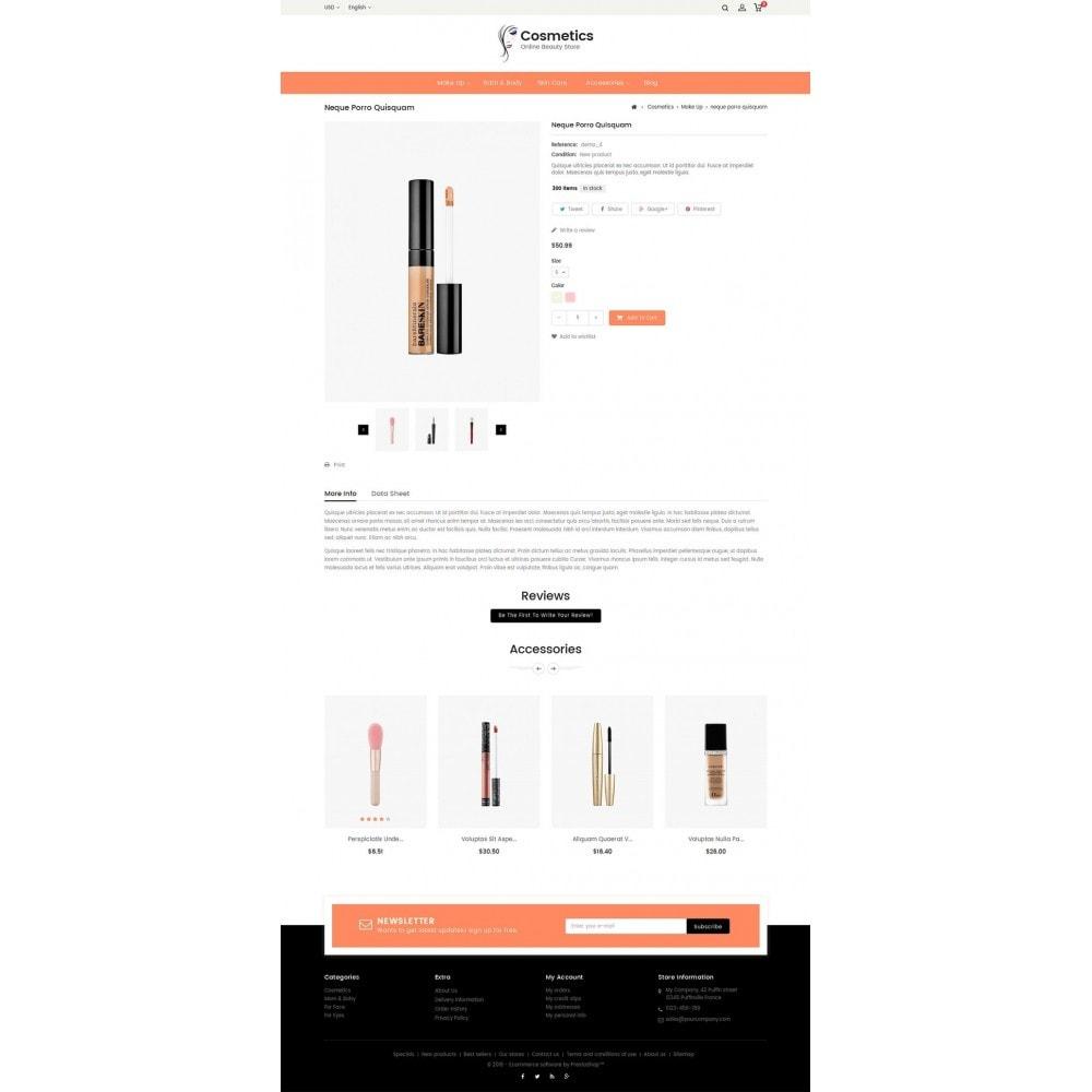 theme - Gesundheit & Schönheit - Cosmetic Store - 5