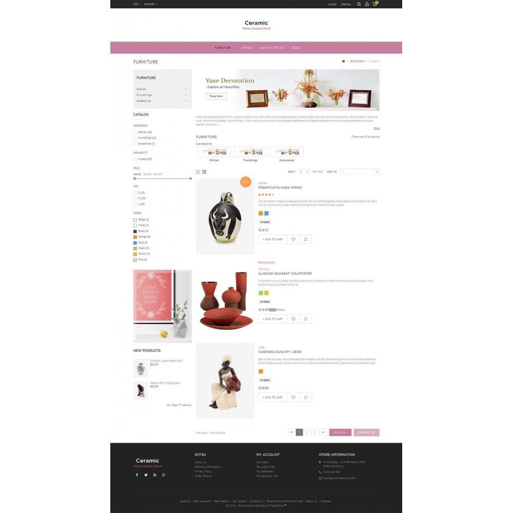 theme - Maison & Jardin - Ceramic Store - 5