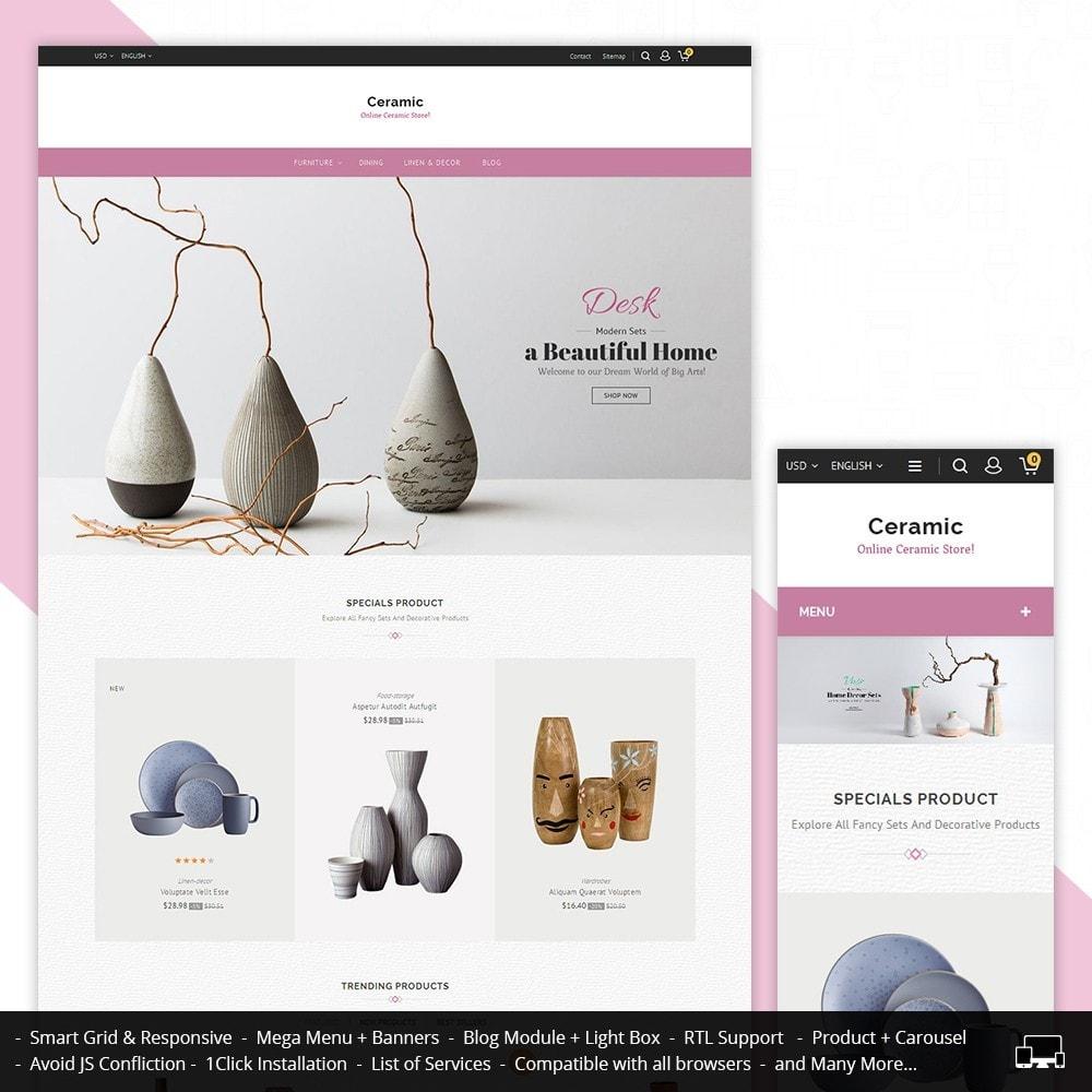 theme - Hogar y Jardín - Ceramic Store - 2