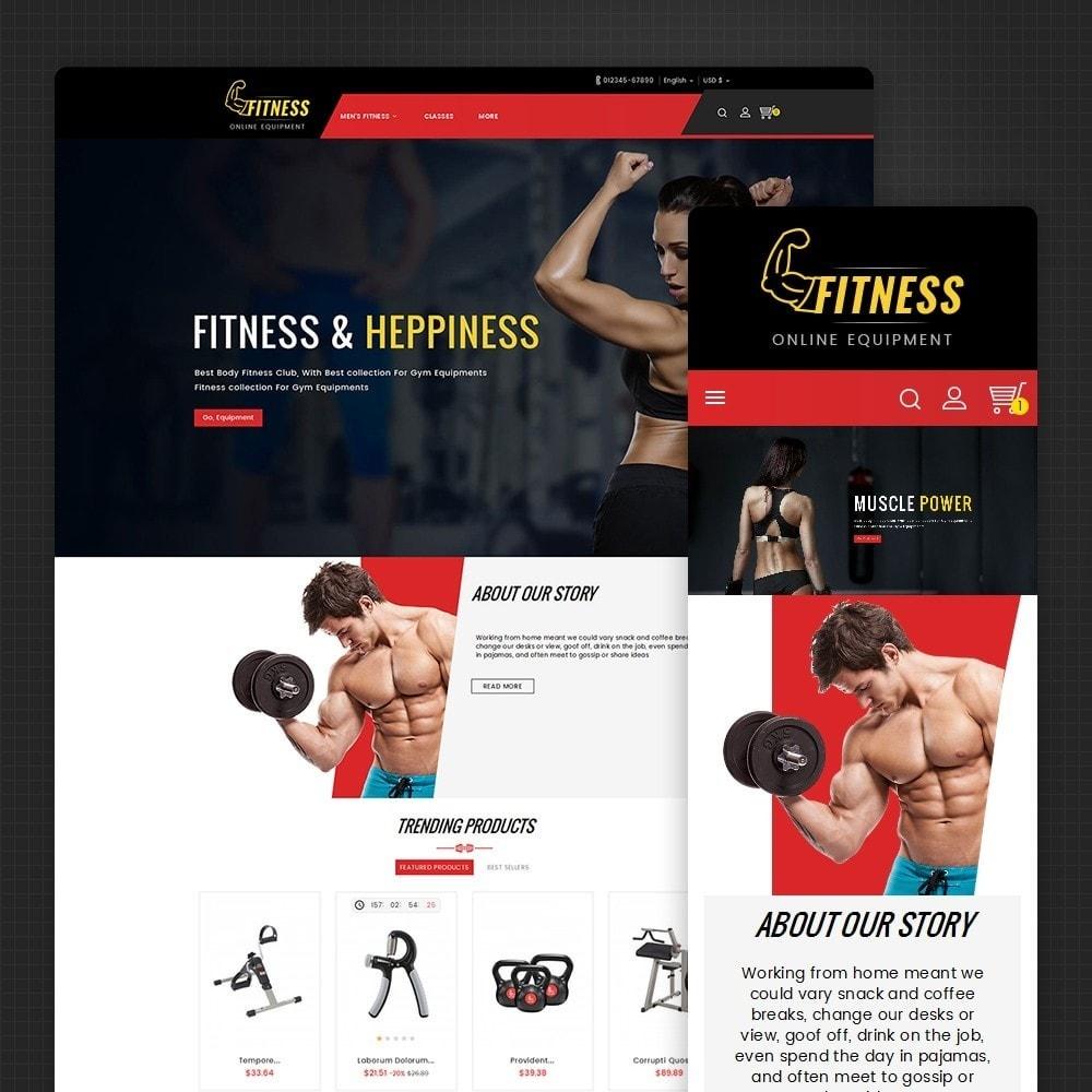 theme - Sport, Loisirs & Voyage - Fitness Equipment - 2