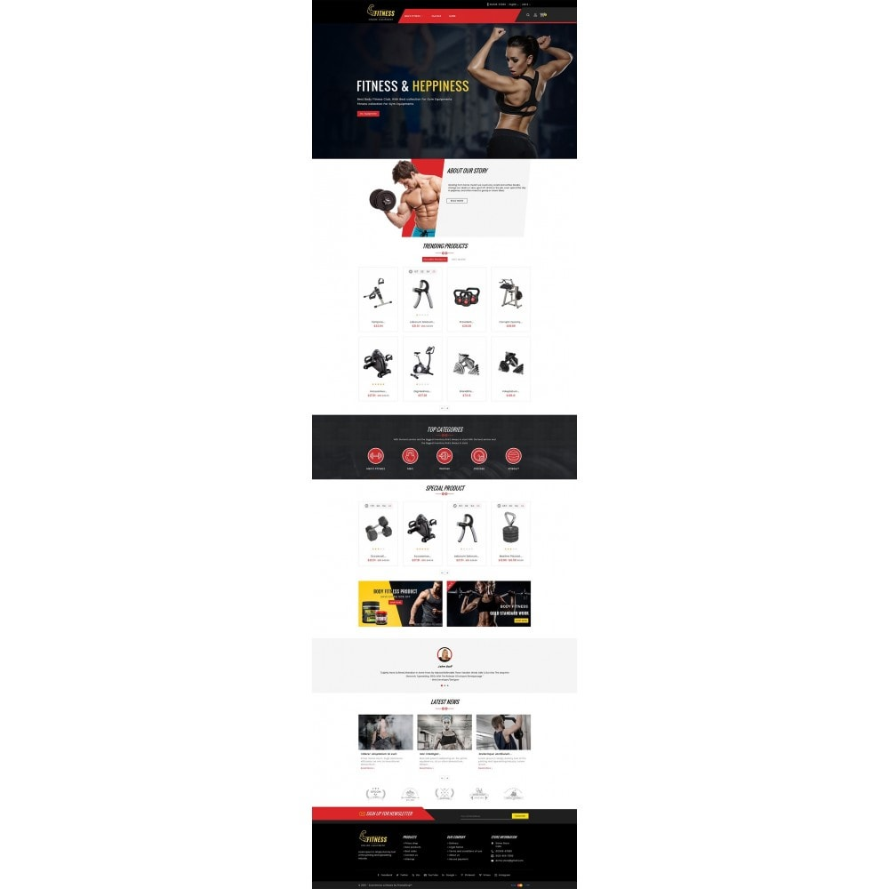 theme - Sport, Loisirs & Voyage - Fitness Equipment - 3