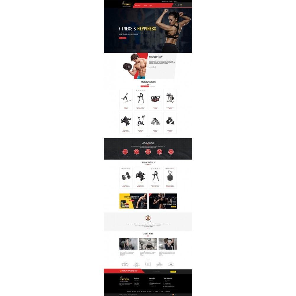 theme - Sport, Attività & Viaggi - Fitness Equipment - 3