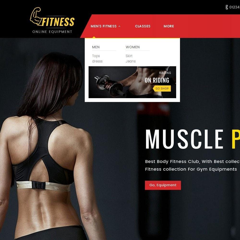 theme - Sport, Attività & Viaggi - Fitness Equipment - 9