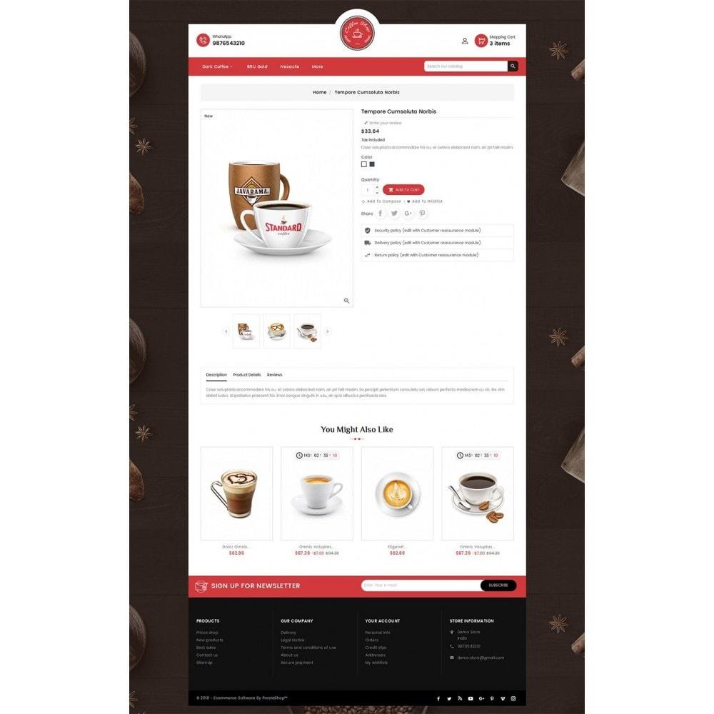 theme - Lebensmittel & Restaurants - Coffee Cafe Shop - 6