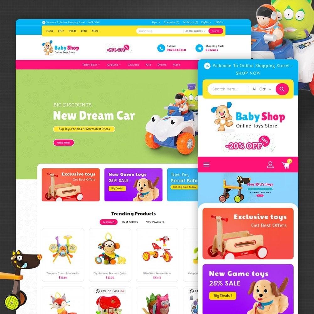 theme - Enfants & Jouets - Baby Toys - 2