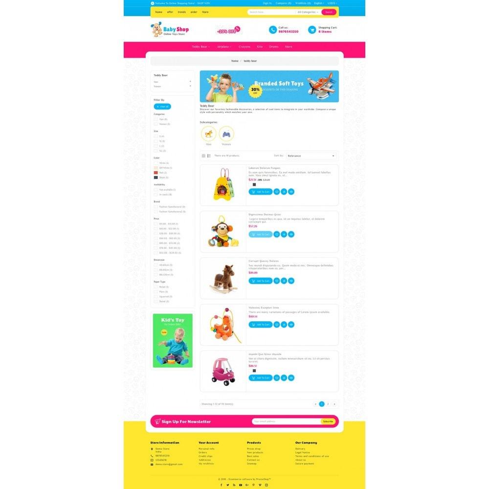 theme - Enfants & Jouets - Baby Toys - 5