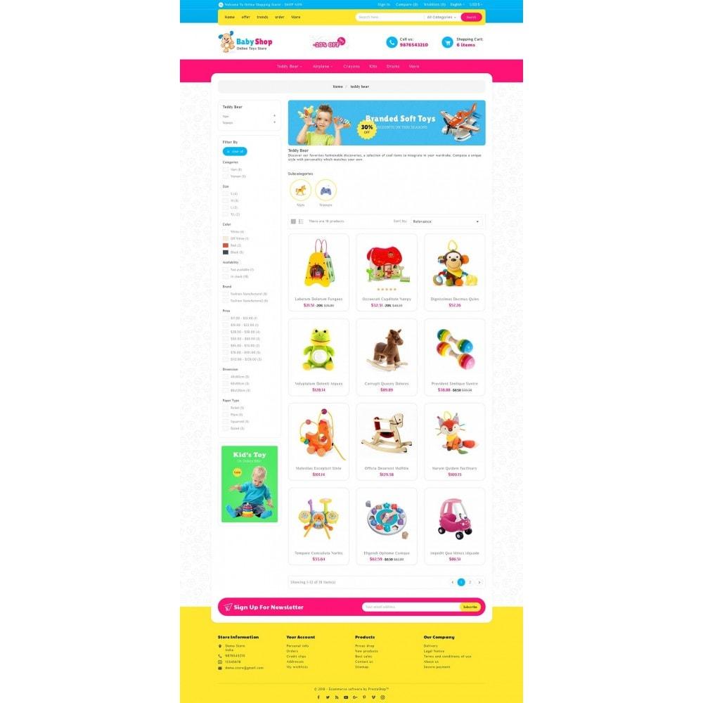 theme - Niños y Juguetes - Baby Toys - 4