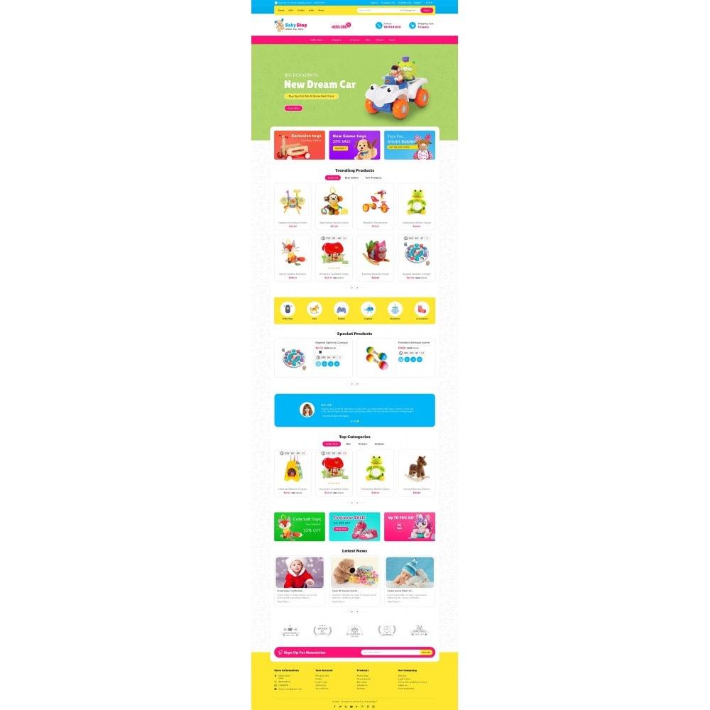 theme - Bambini & Giocattoli - Baby Toys - 3