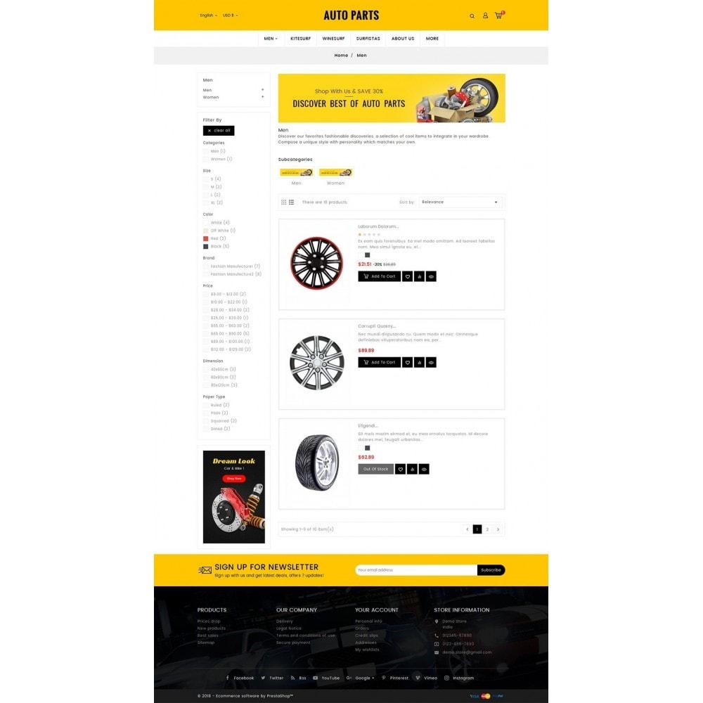 theme - Auto & Moto - Auto Equipment & Parts - 5