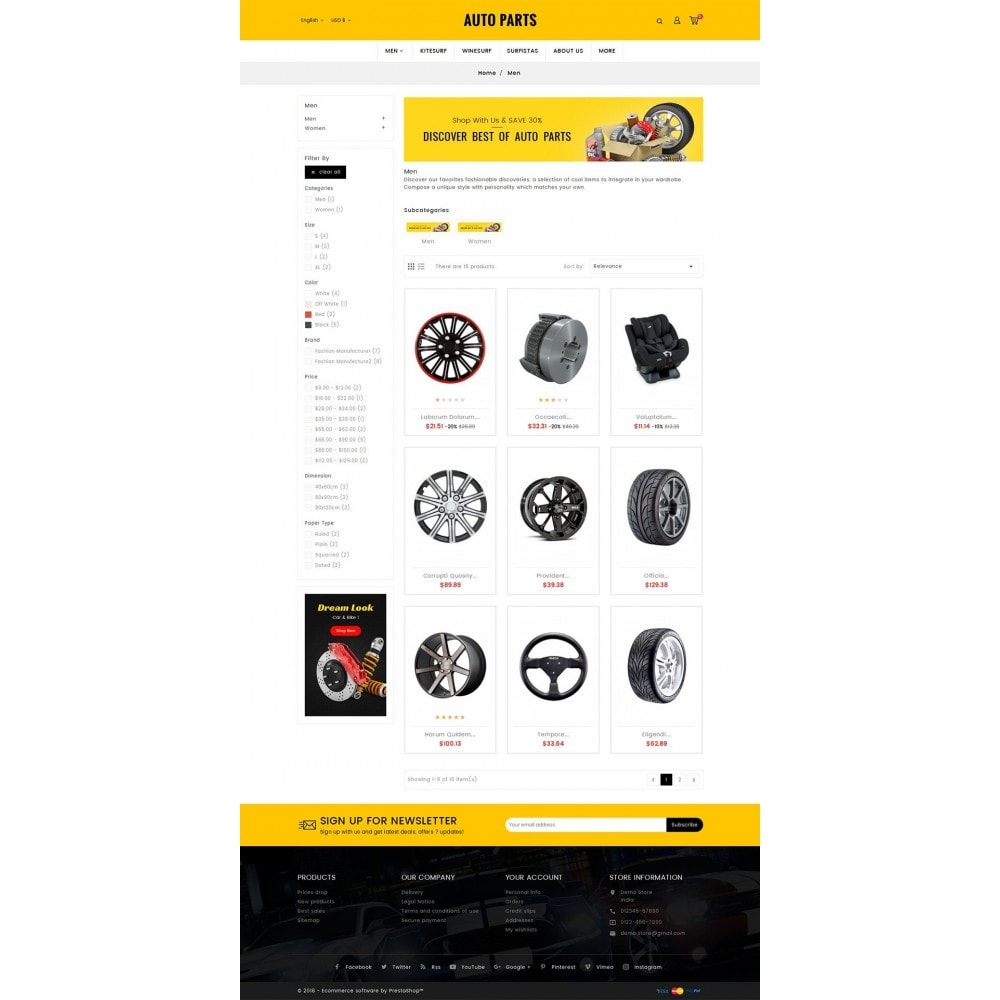 theme - Coches y Motos - Auto Equipment & Parts - 4