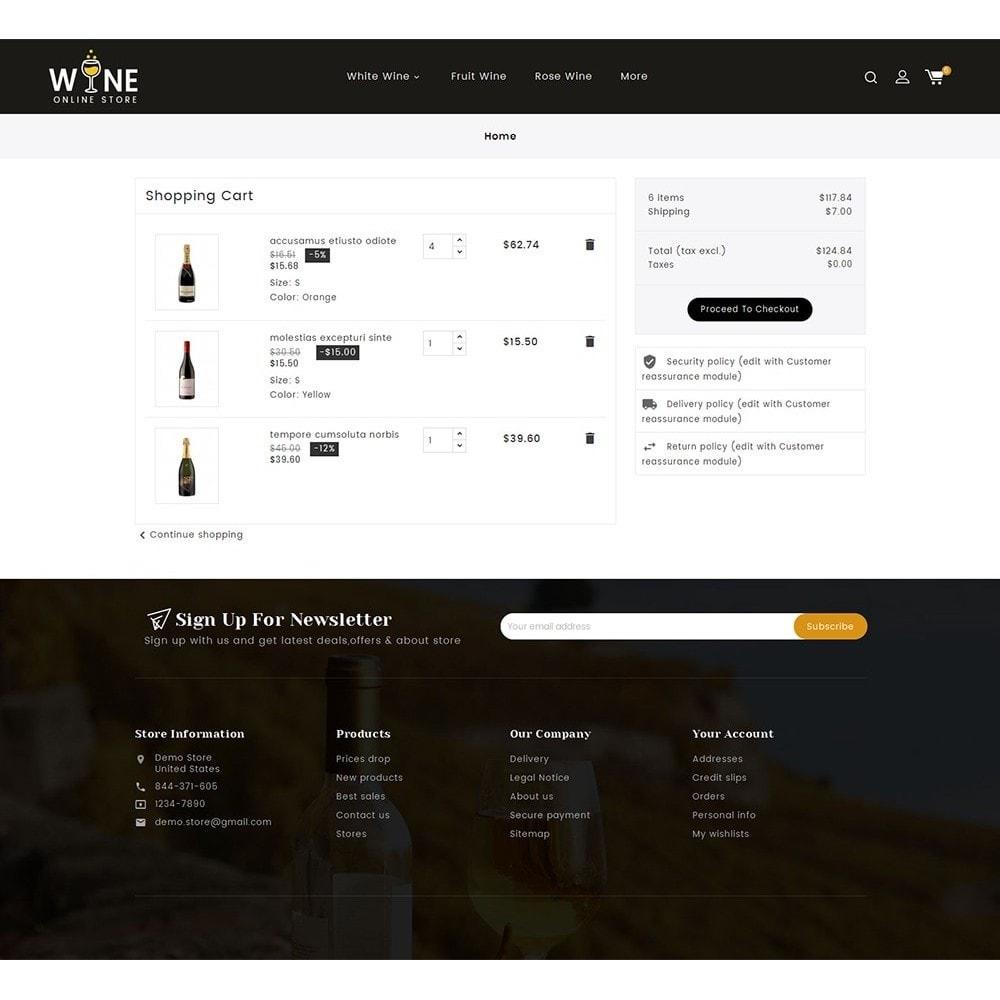 theme - Bebidas y Tabaco - Wine Yard - 7