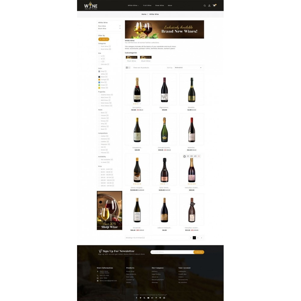 theme - Drink & Wine - Wine Yard - 4