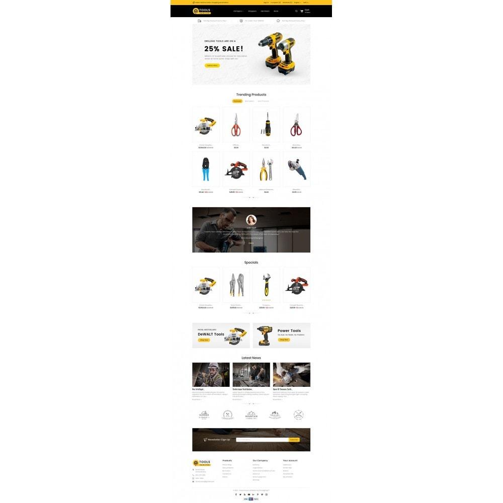 theme - Hogar y Jardín - Tools Store - 3