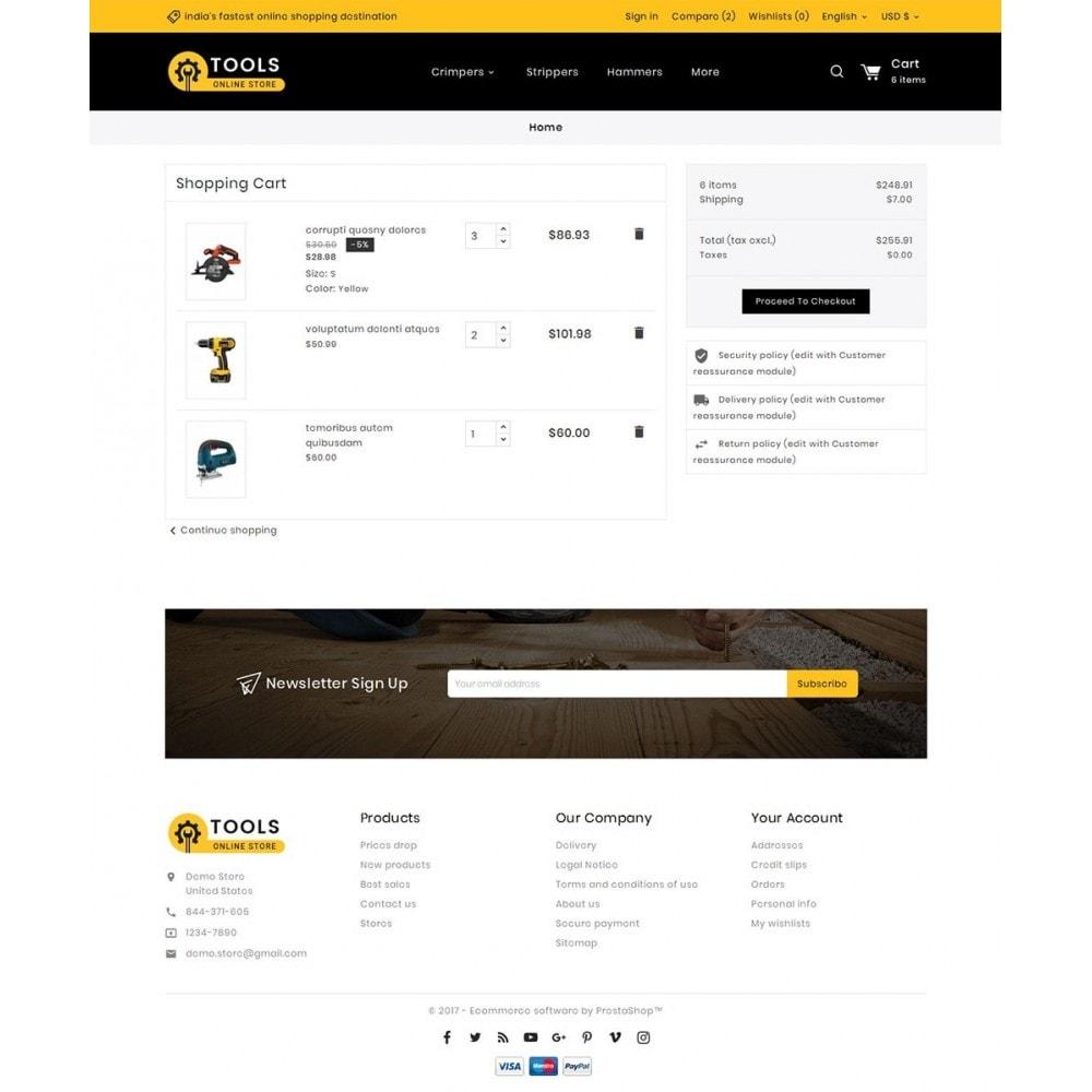 theme - Casa & Giardino - Tools Store - 7