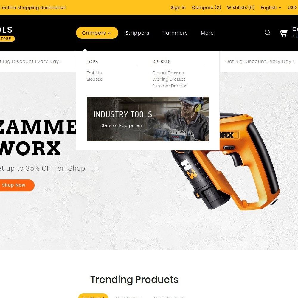 theme - Casa & Giardino - Tools Store - 9
