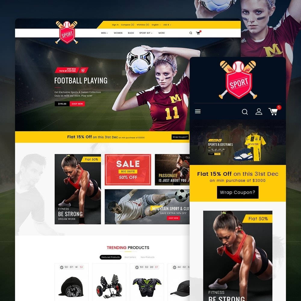 theme - Sport, Loisirs & Voyage - Sports Equipment - 2