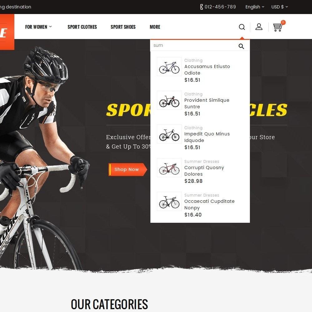 theme - Sport, Attività & Viaggi - Sports Bicycle - 10