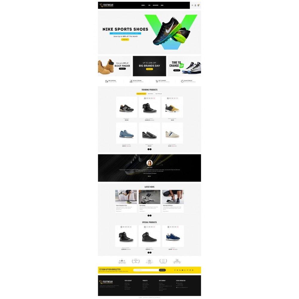 theme - Deportes, Actividades y Viajes - Sports & Footwear - 3