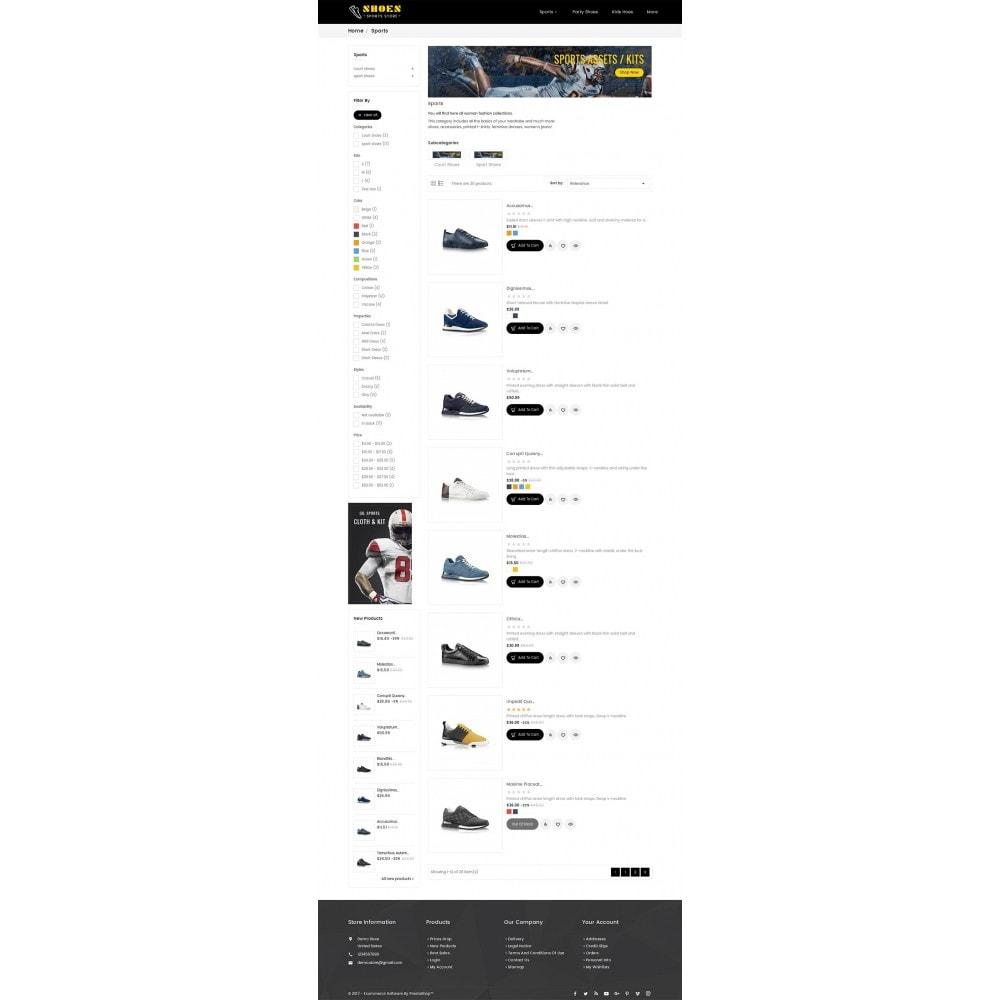 theme - Sport, Aktivitäten & Reise - Shoes Sport Store - 5