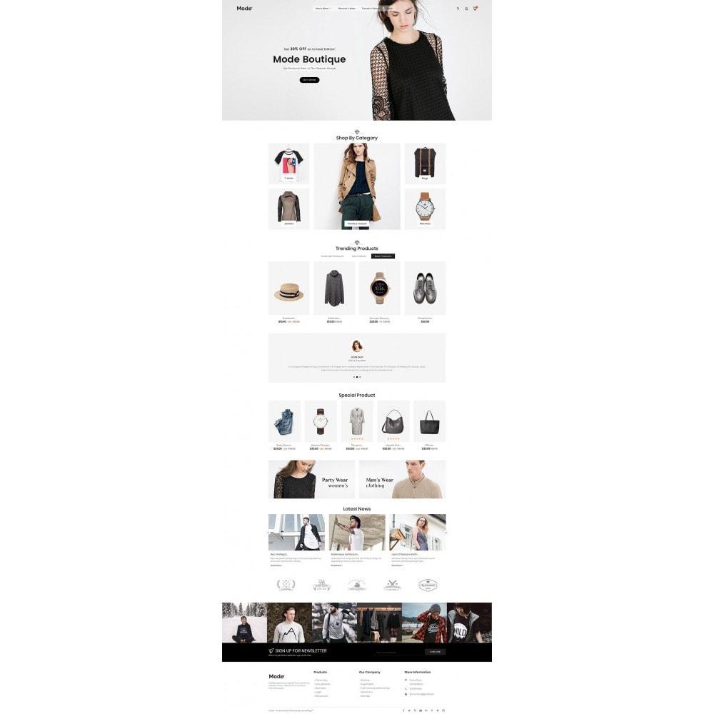 theme - Moda & Calzature - Mode Fashion - 3