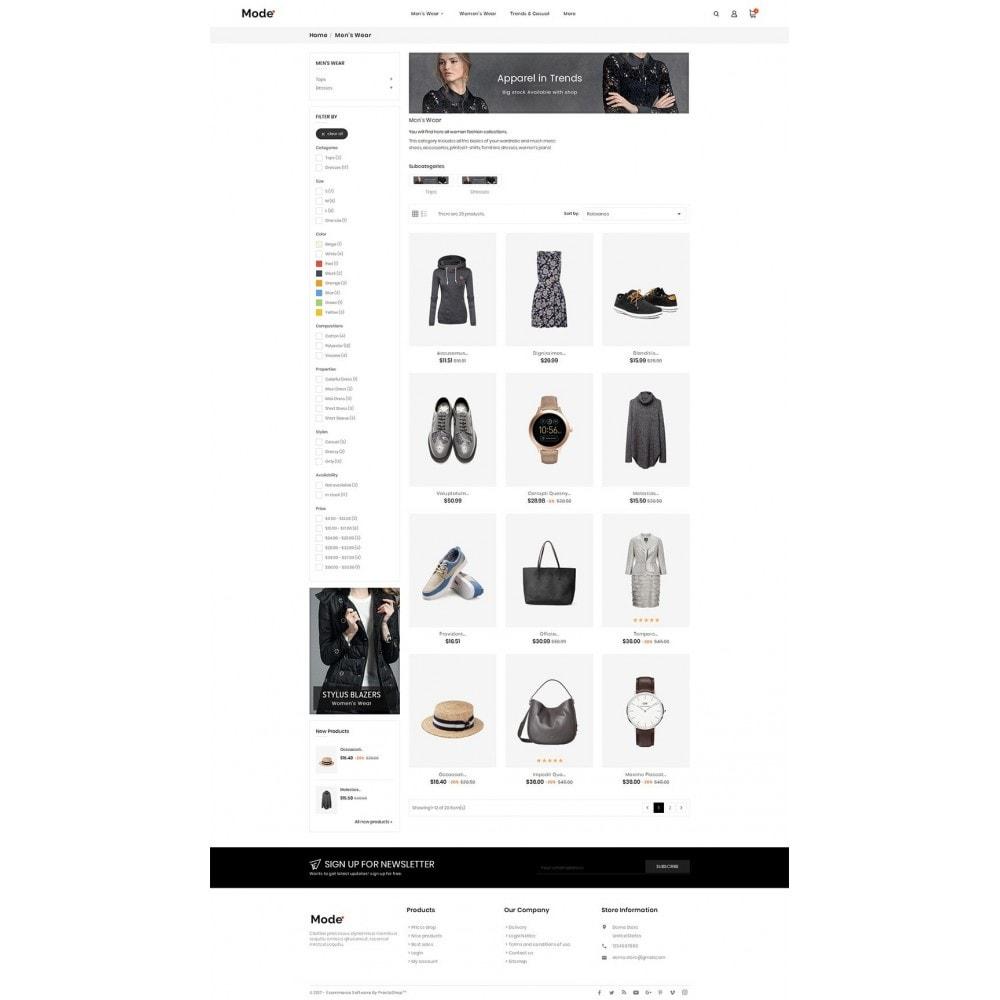 theme - Moda & Calzature - Mode Fashion - 4
