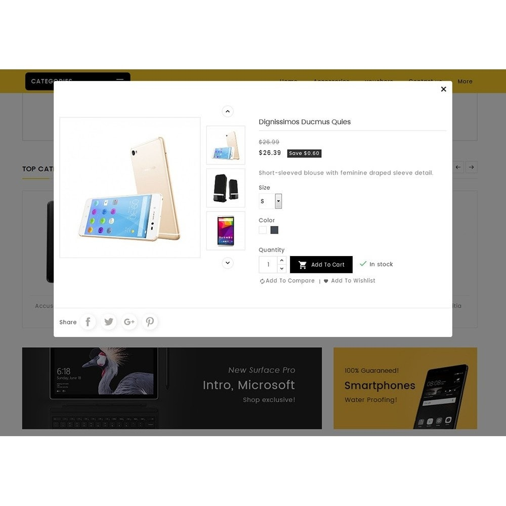 theme - Elektronik & High Tech - Mega Store Electronics - 8