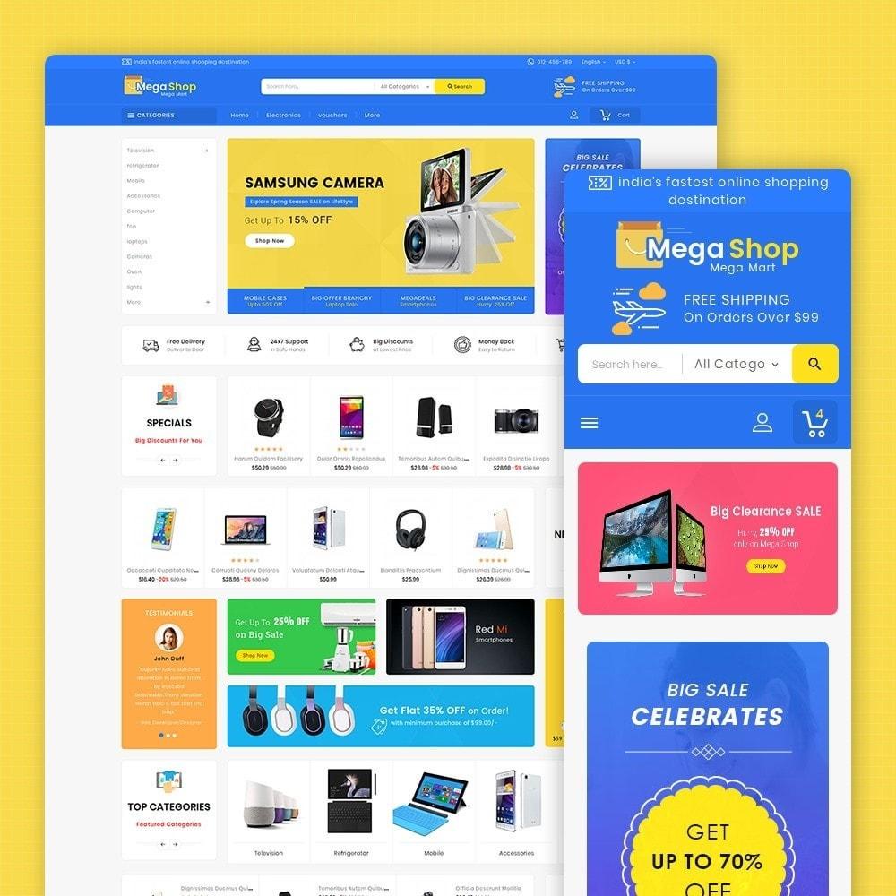 theme - Elektronik & High Tech - Mega Electronics Shop - 2