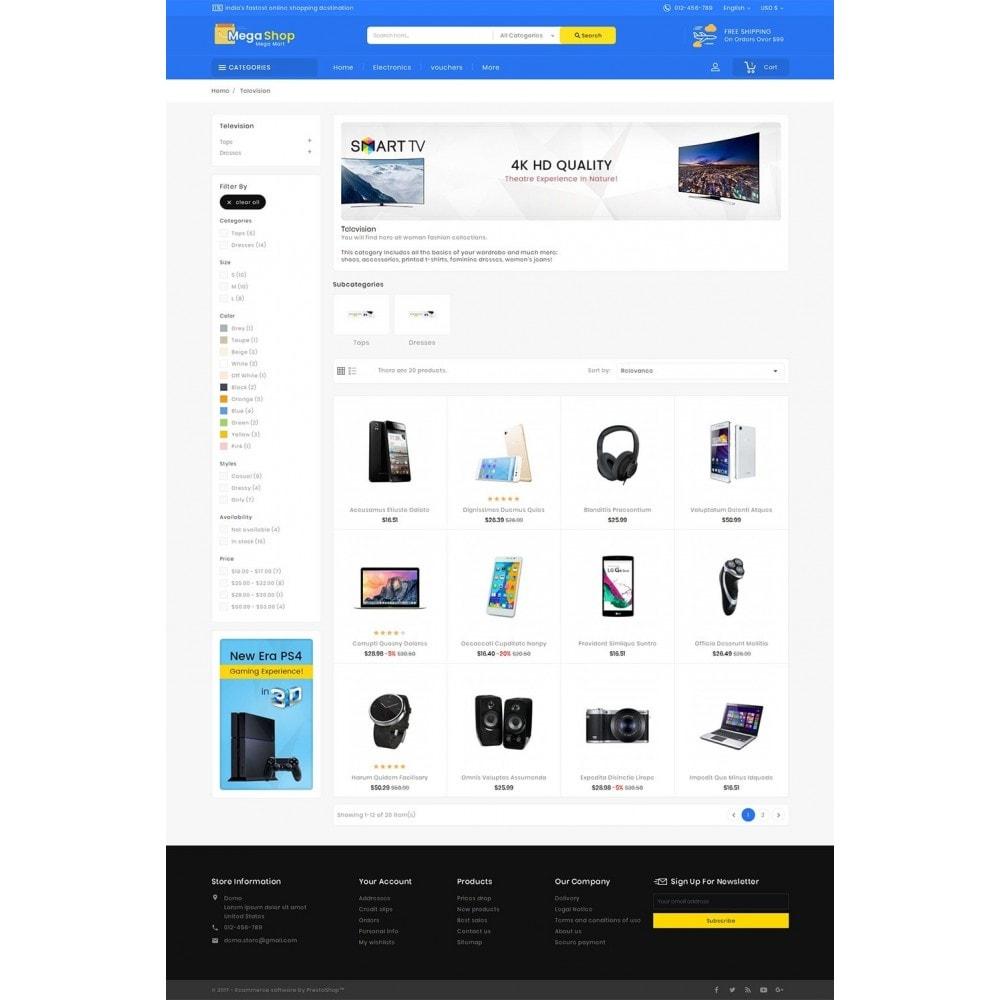 theme - Elektronik & High Tech - Mega Electronics Shop - 4