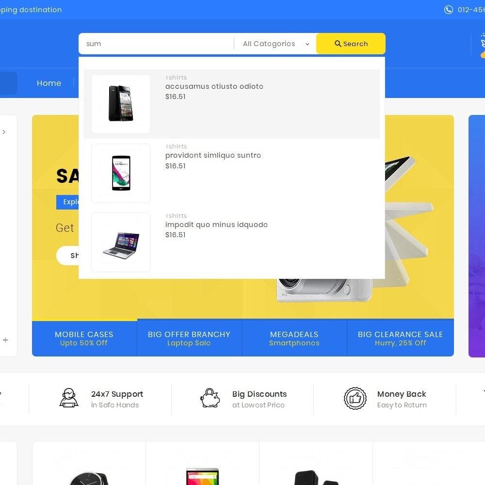 theme - Elektronik & High Tech - Mega Electronics Shop - 10