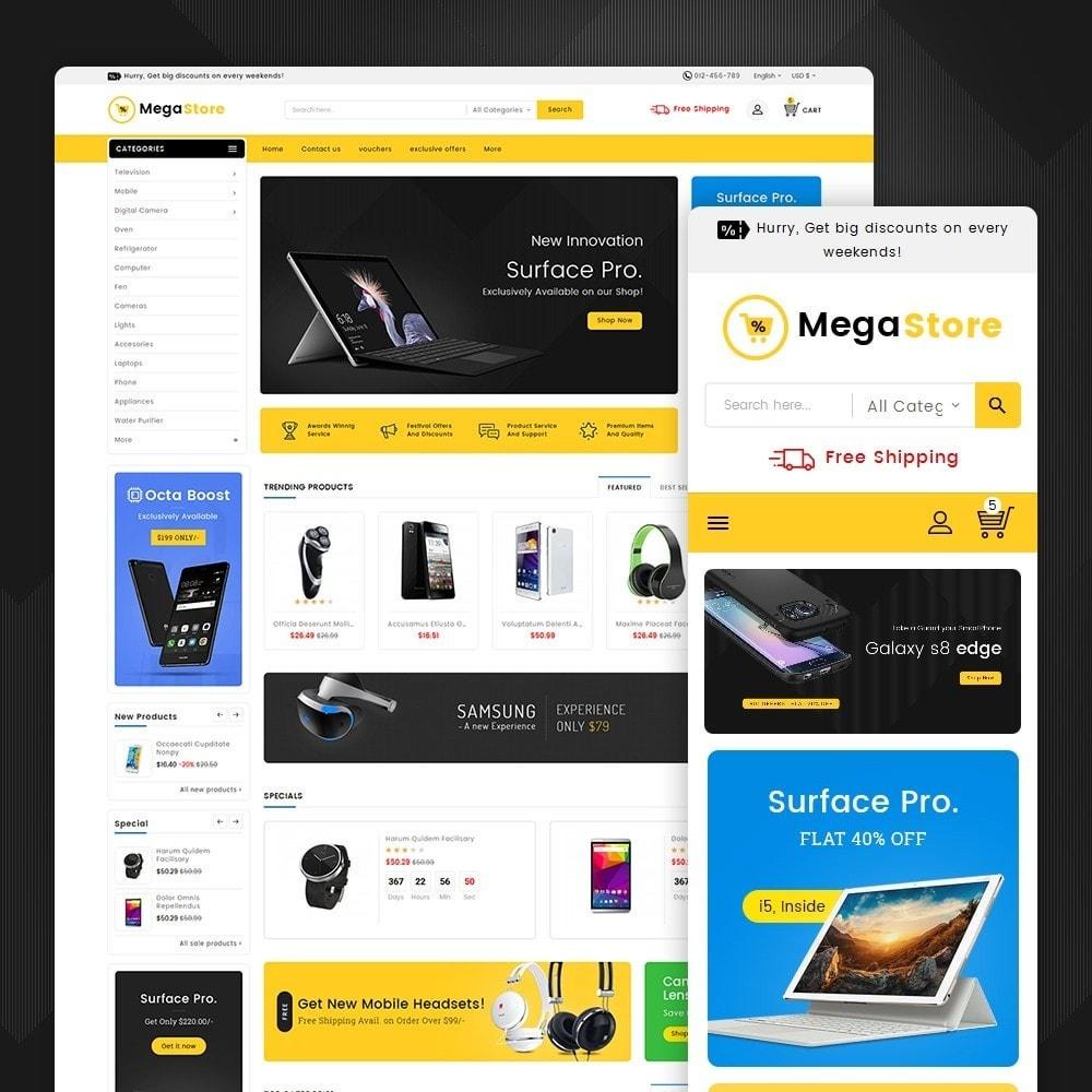 theme - Elektronik & High Tech - Mega Electronics - 2