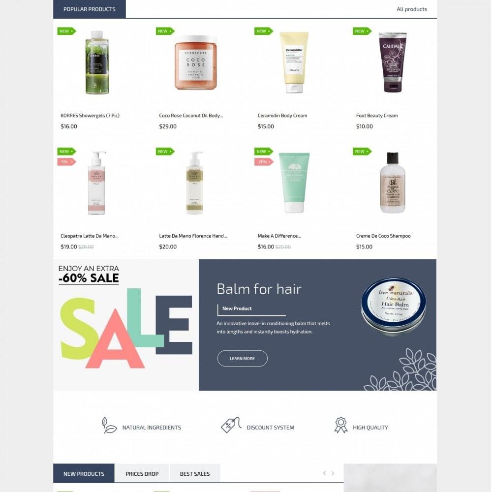 theme - Salud y Belleza - Venus Cosmetics - 3