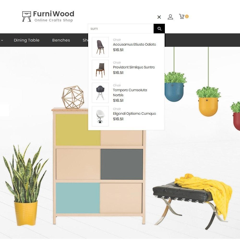 theme - Maison & Jardin - FurniWood Decoration - 10