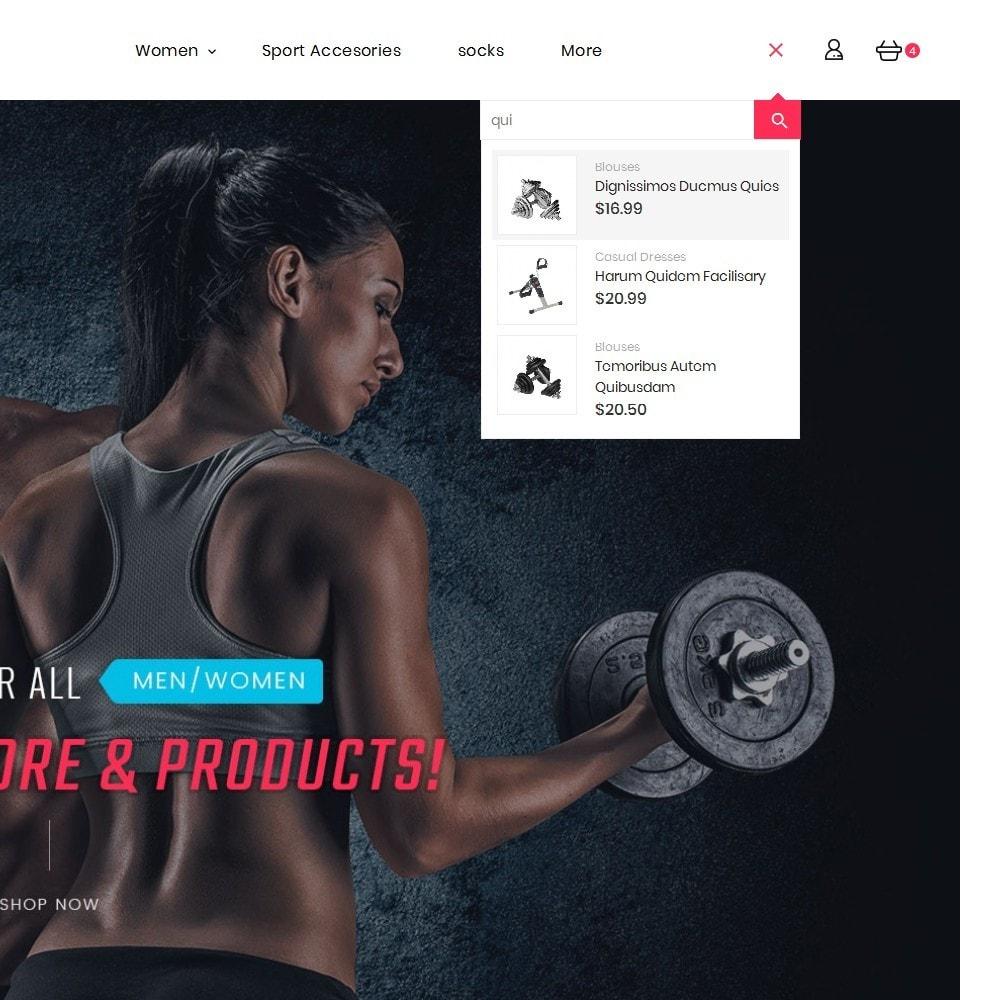 theme - Deportes, Actividades y Viajes - Fitness Gym Equipment - 10