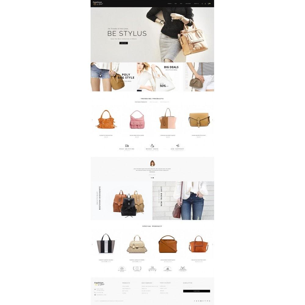 theme - Mode & Chaussures - Fashion Bag Store - 3